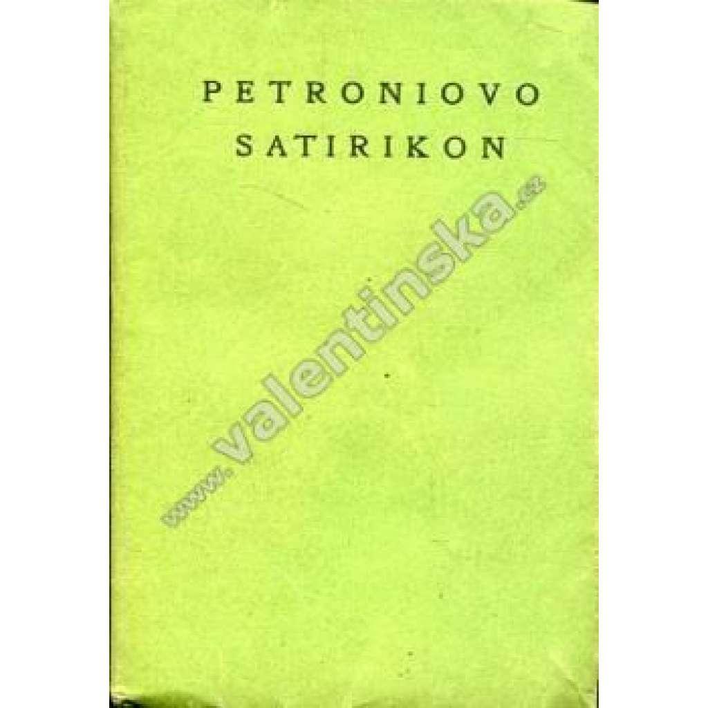 Petroniovo Satirikon