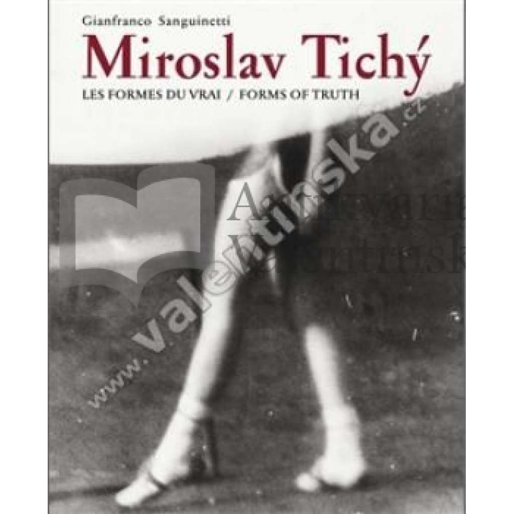 Miroslav Tichý: Les formes du vrai, Forms of truth
