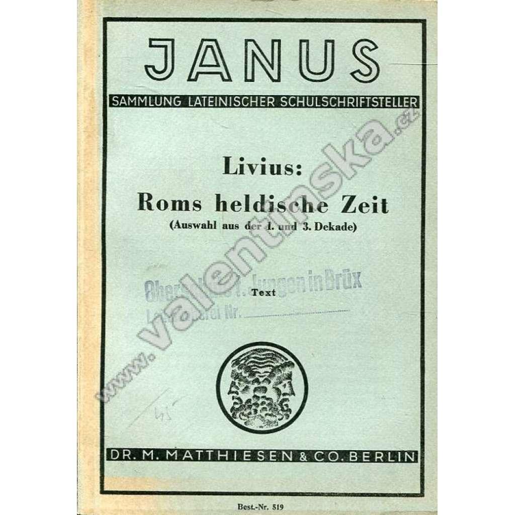 Livius: Roms heldische Zeit