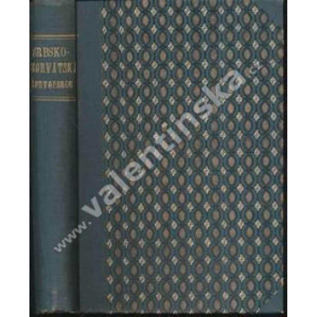 Kniha srbochorvatsko-rusko-české konverzace