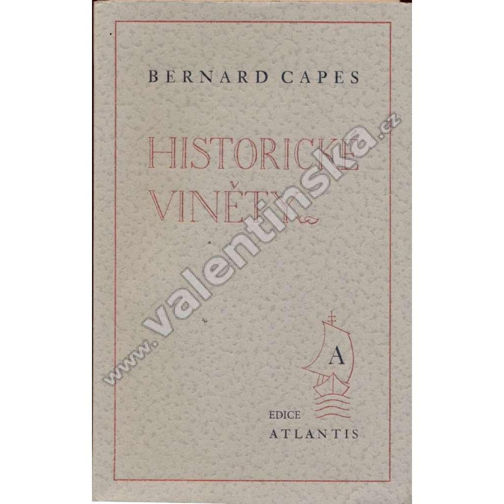 Historické viněty (edice Atlantis)