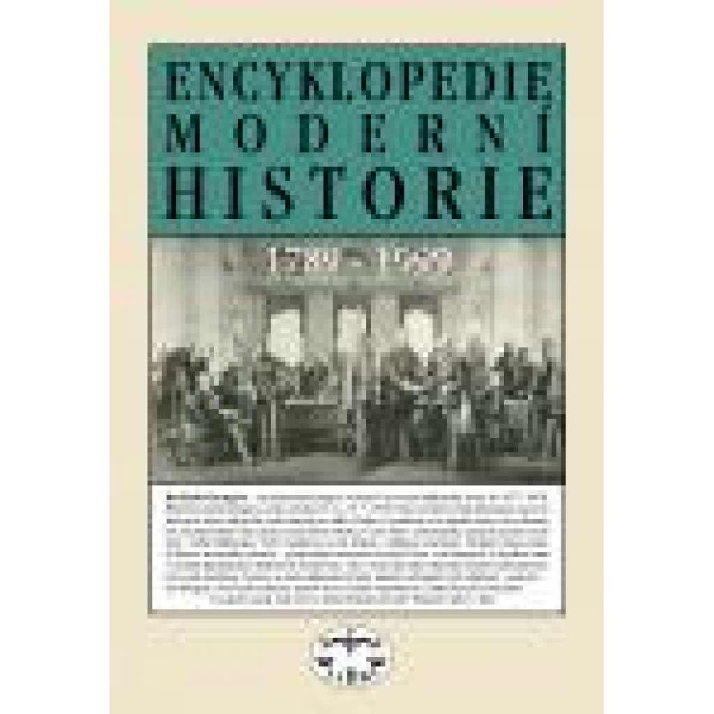 Encyklopedie moderní historie (1789-1999)