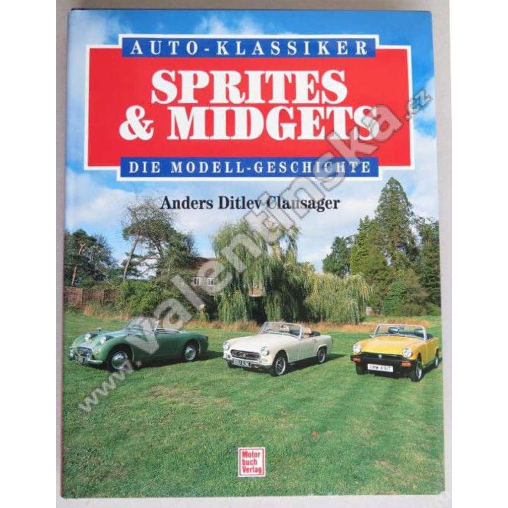 Auto-Klassiker. Sprites & Midgets ...