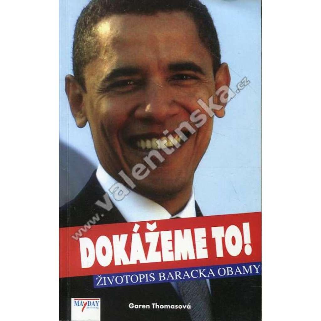 Dokážeme to! Životopis Baracka Obamy