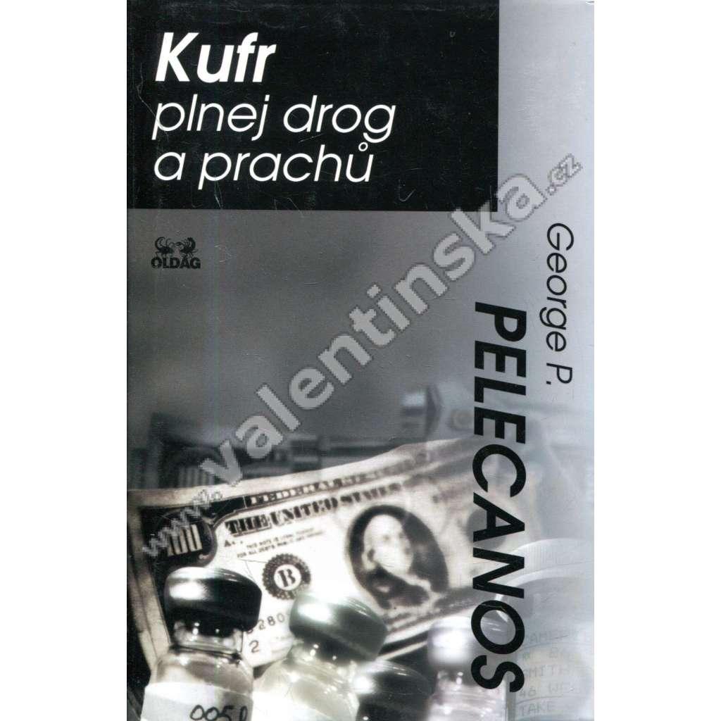 Kufr plnej drog a prachů