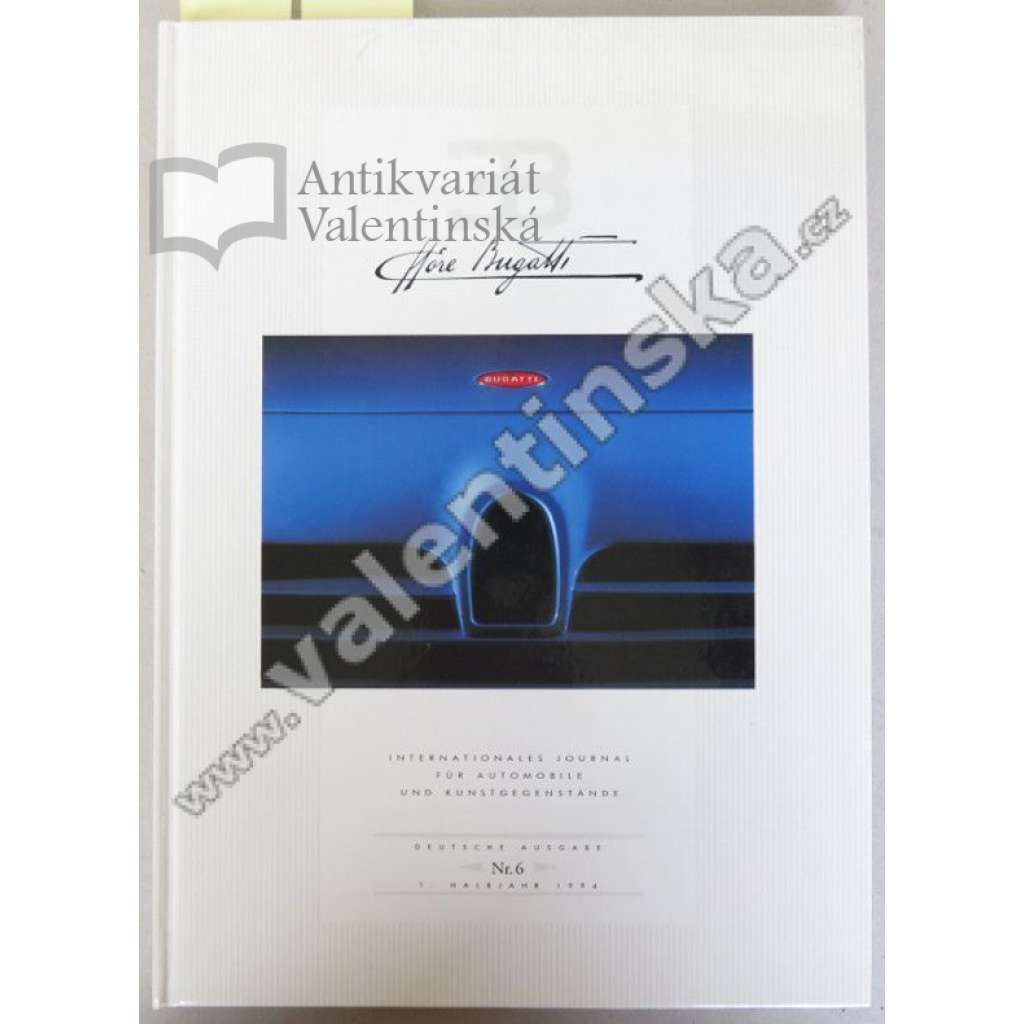 Internationales Journal für Automobile Nr. 6