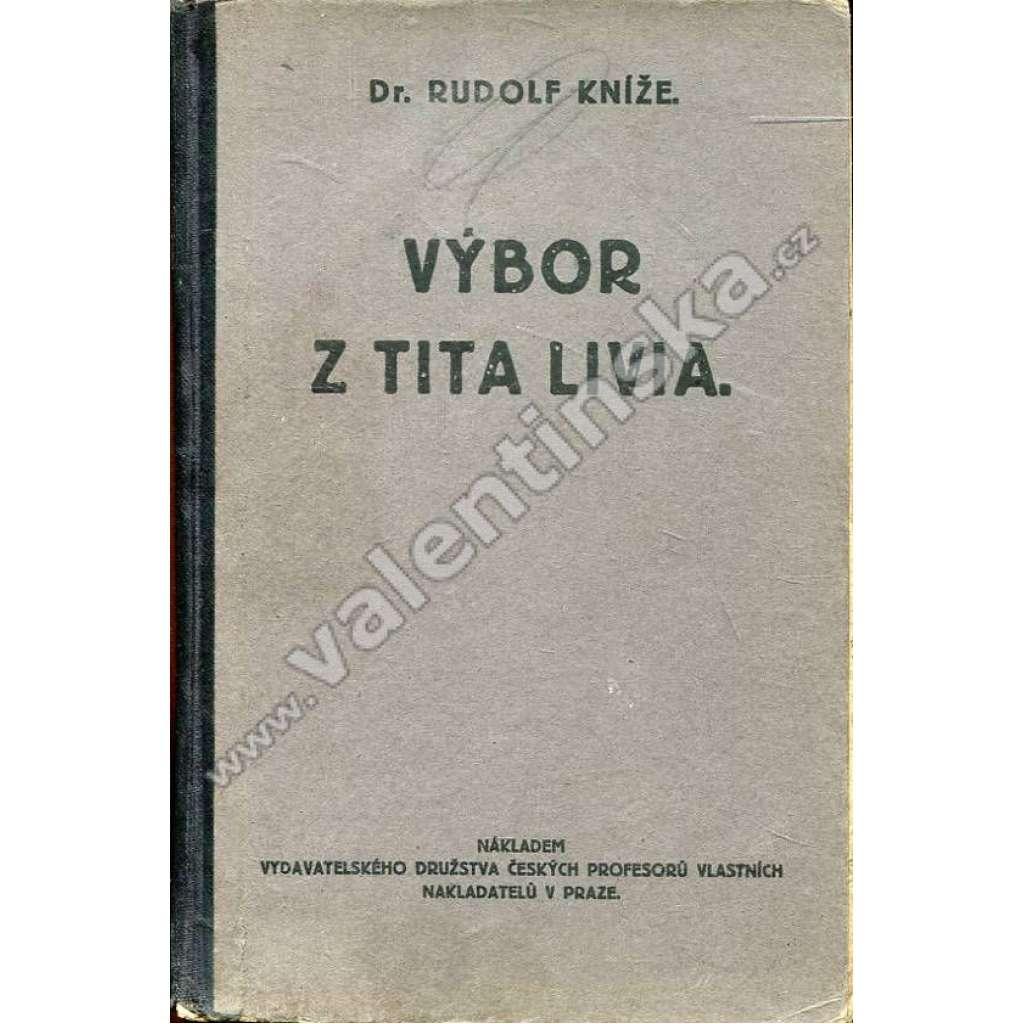 Výbor z Tita Livia