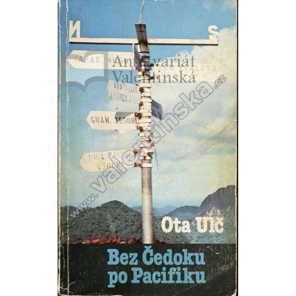 Bez Čedoku po Pacifiku (Sixty-Eight Publishers!)