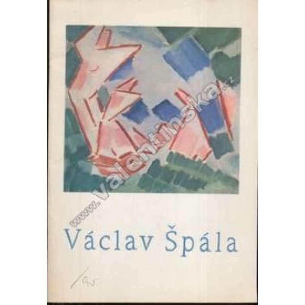 Václav Špála (katalog k výstavě)