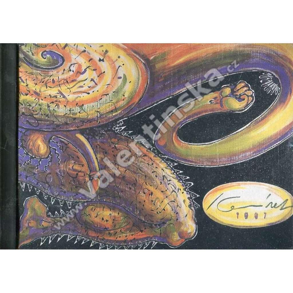 Ivan Komárek: Polystyrény (katalog)