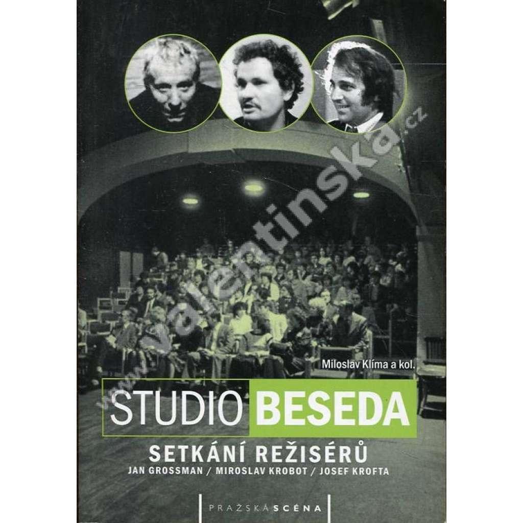 Studio Beseda: Setkání režisérů
