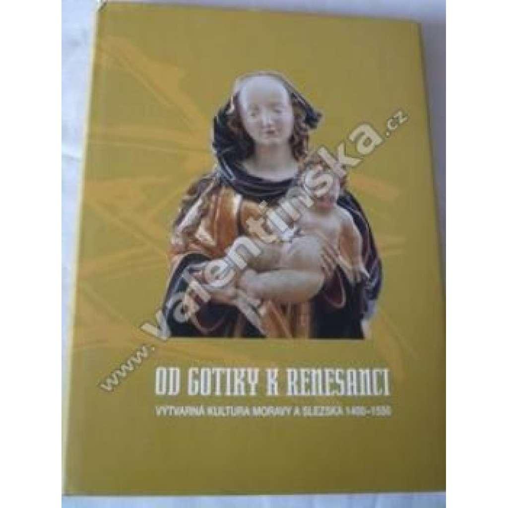 Od gotiky k renesanci. I.Úvodní svazek