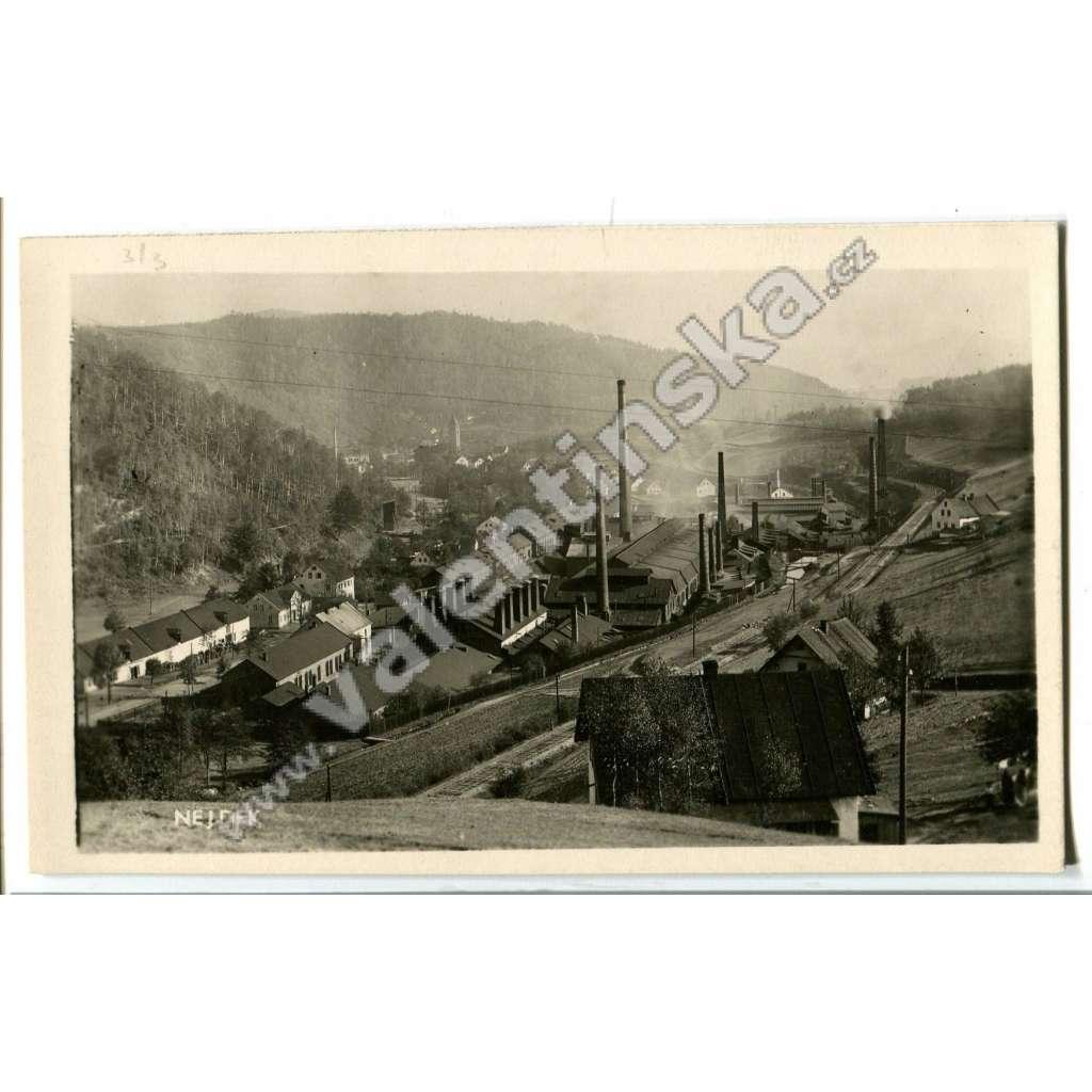 Nejdek, Karlovy Vary,, továrna, fabrika, průmysl