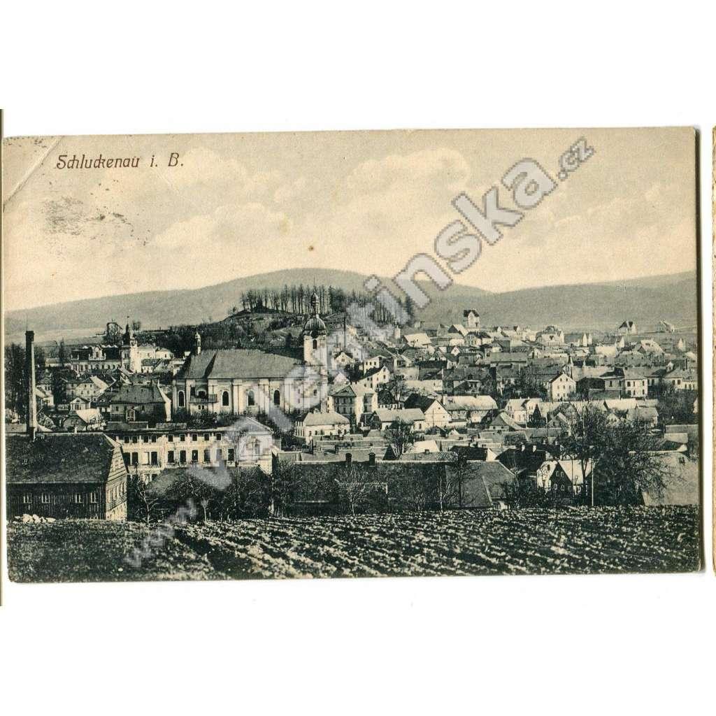 Šluknov, Děčín