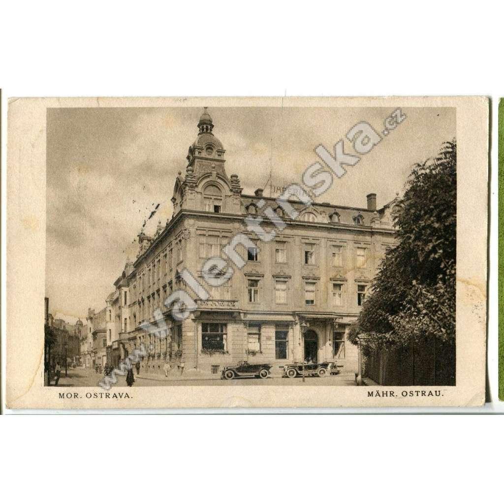 Ostrava, hotel Imperial
