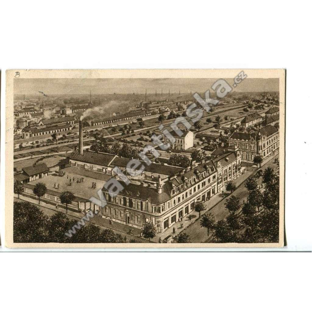 Bohumín, Karviná, továrna
