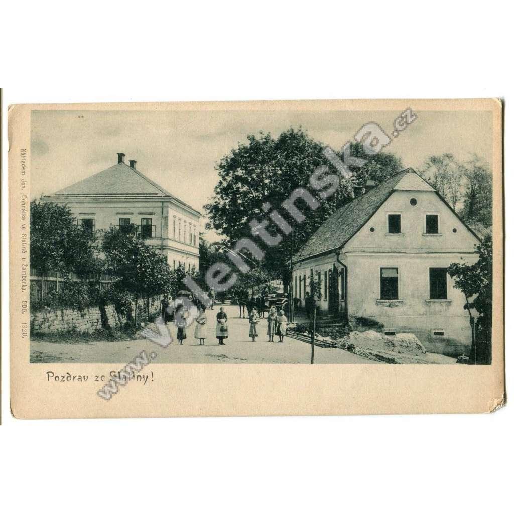 Slatina nad Zdobnicí,  Rychnov nad Kněžnou