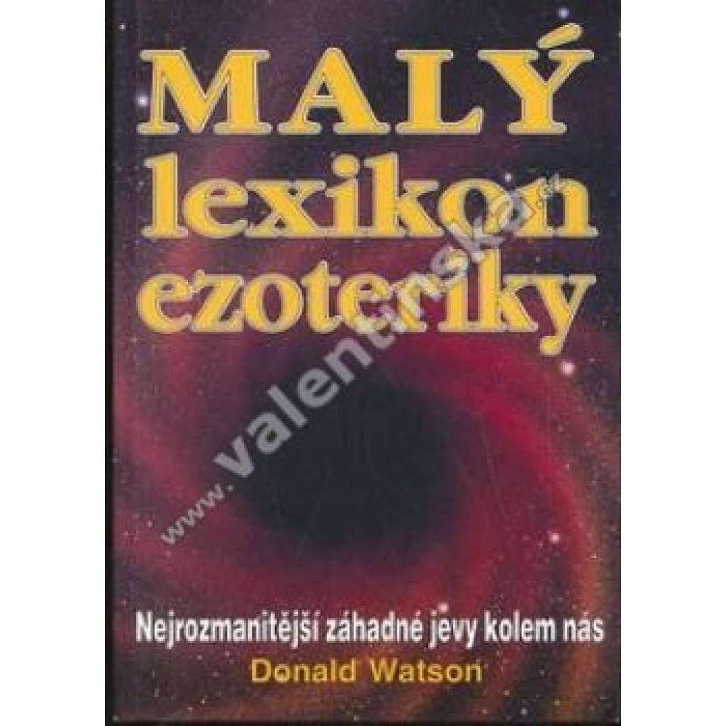 Malý lexikon ezoteriky