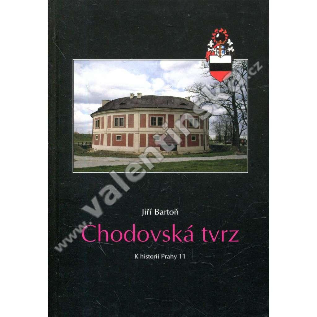 Chodovská tvrz * K historii Prahy 11
