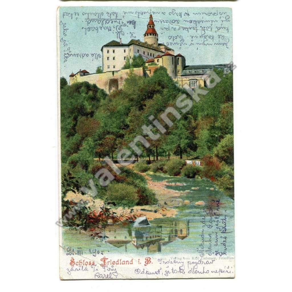 Frýdlant, Liberec..