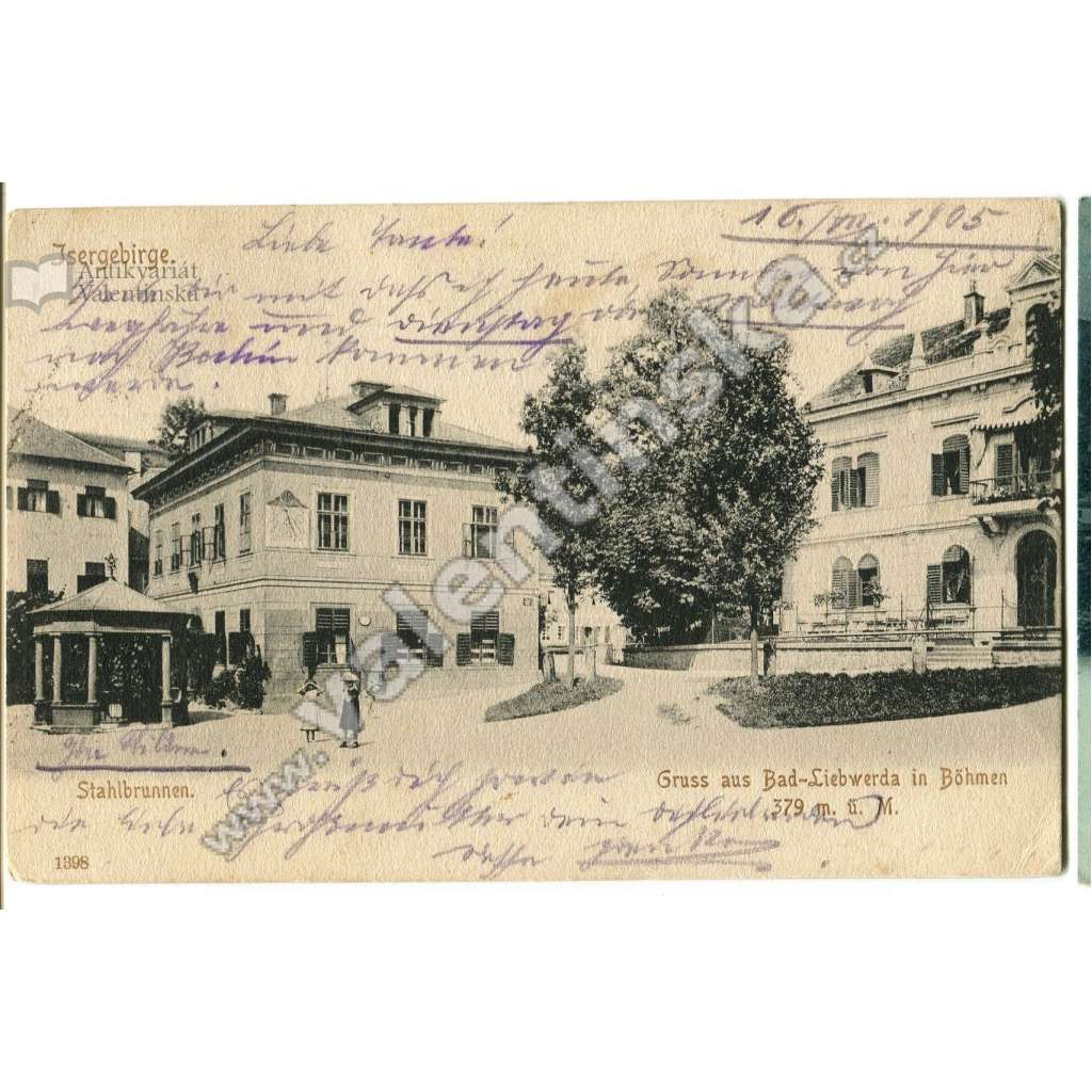 Lázně Libverda, Frýdlant, Liberec.