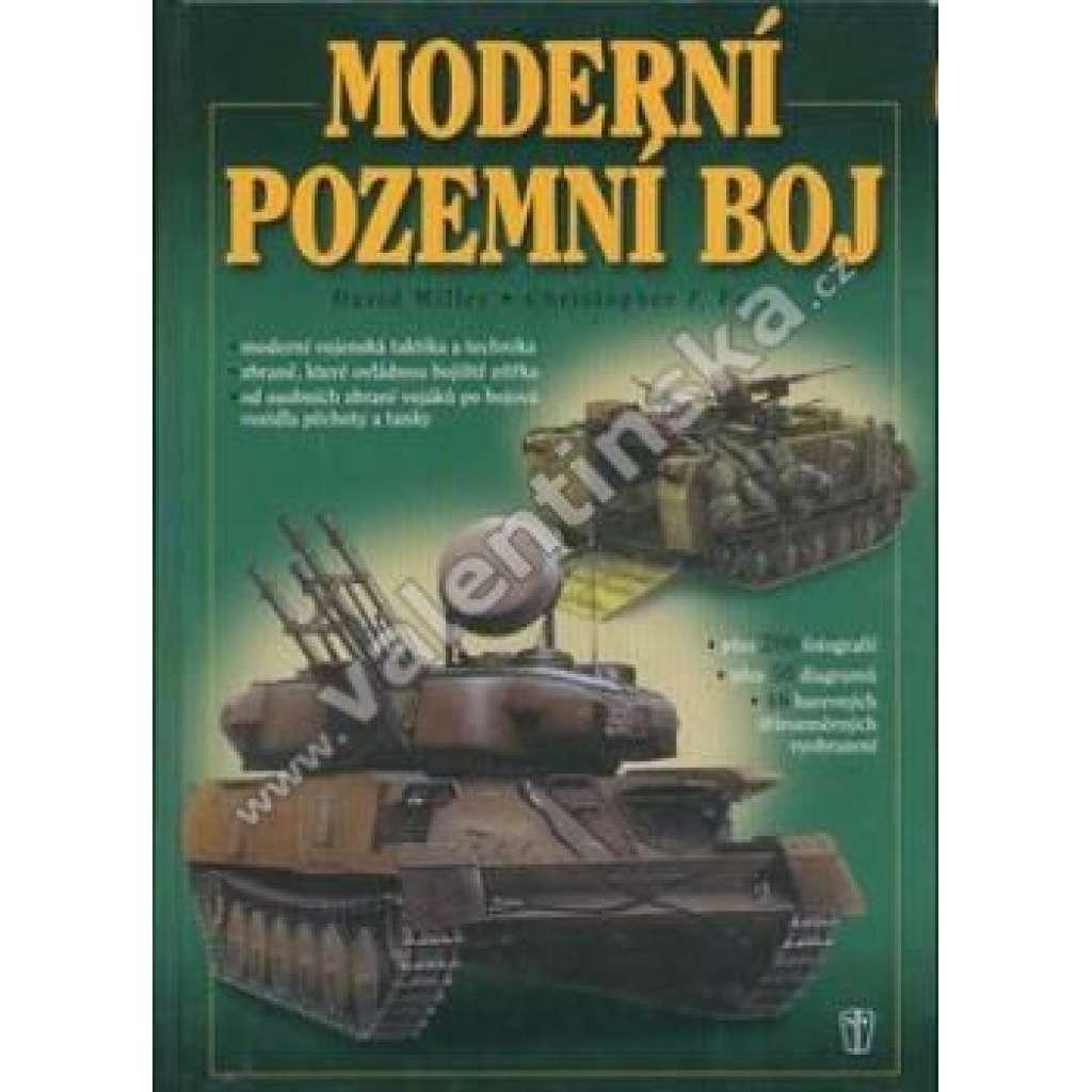 Moderní pozemní boj
