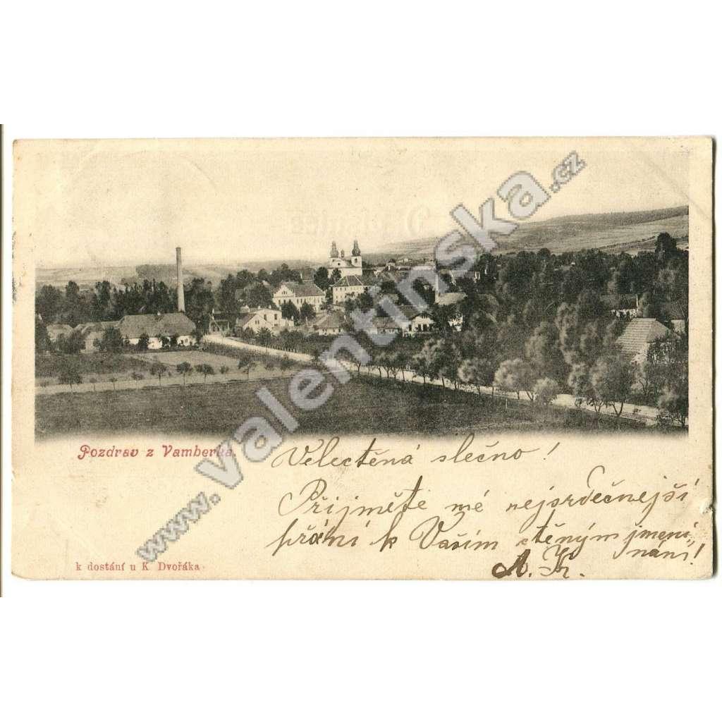 Vamberk, Rychnov nad Kněžnou
