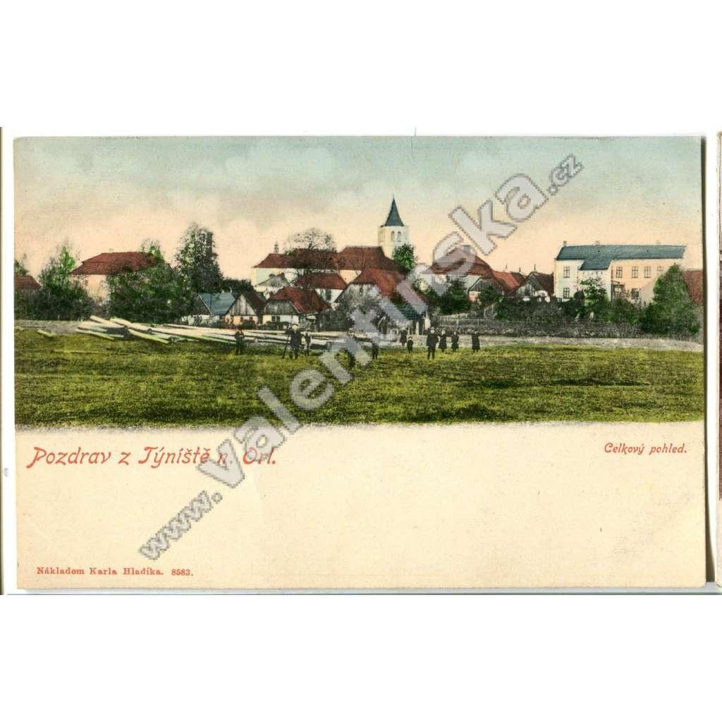 Týniště nad Orlicí, Rychnov nad Kněžnou