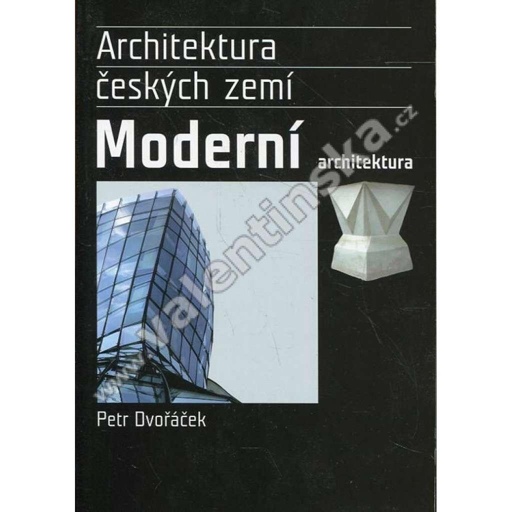 Architektura českých zemí: Moderní architektura