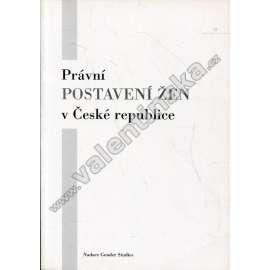 Právní postavení žen v České republice