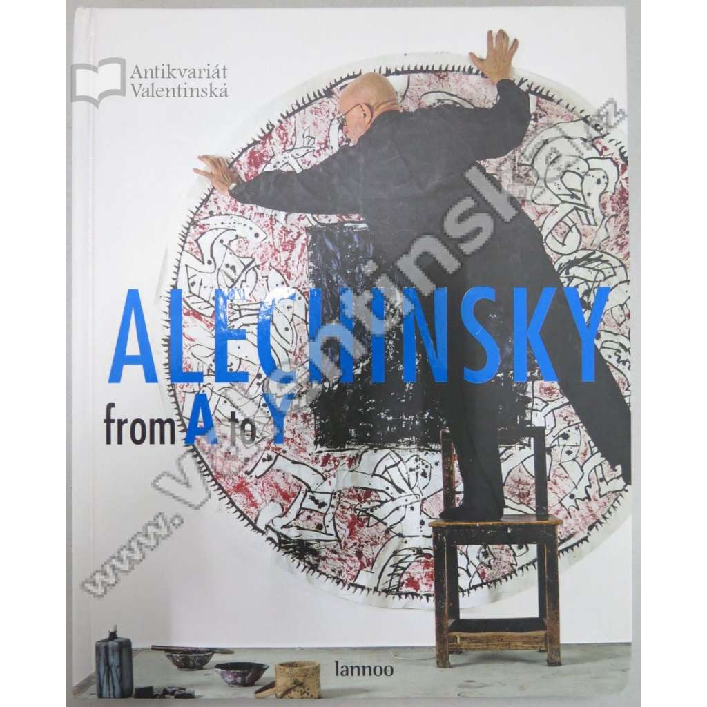 Alechinsky from A to Y