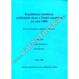 Krystalizace struktury politických stran...