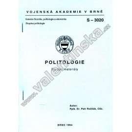 Politologie * Studijní materiály