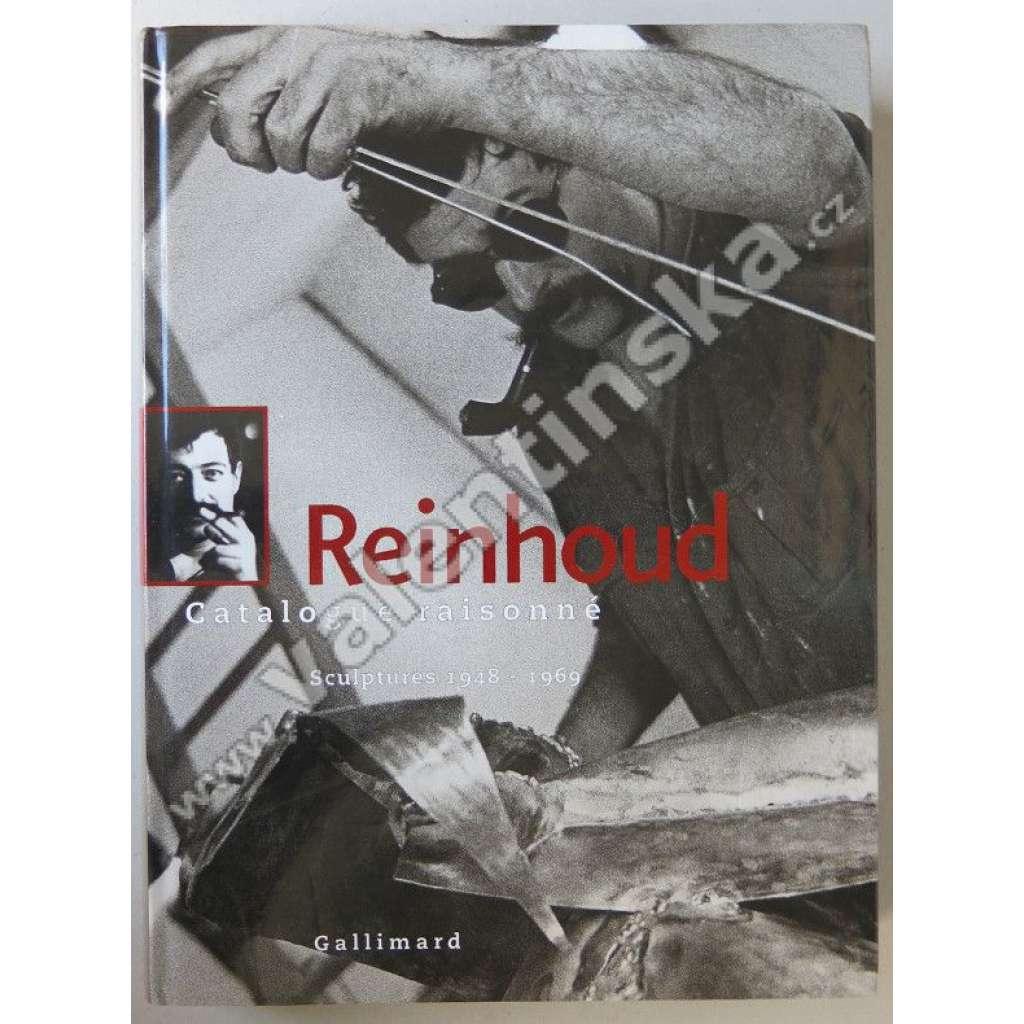 Reinhoud. Catalogue raisonne. Scupltures 1948-1969