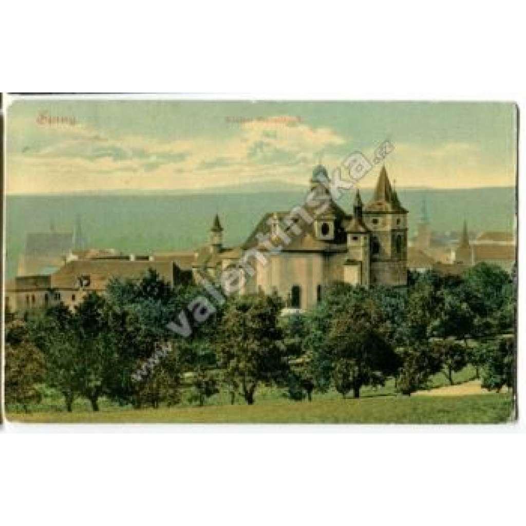 Slaný, Kladno, klášter