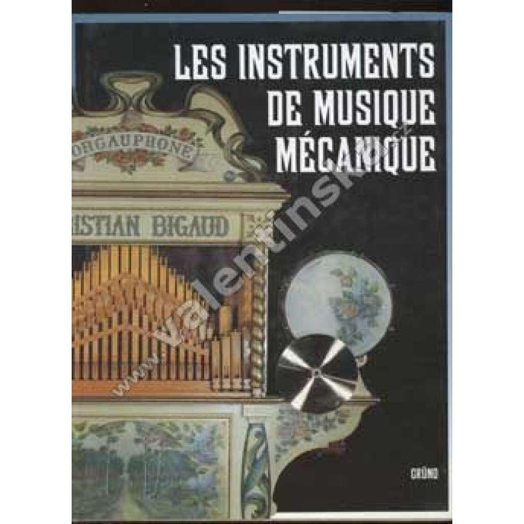 Les instruments de musique mécanique- francouzsky