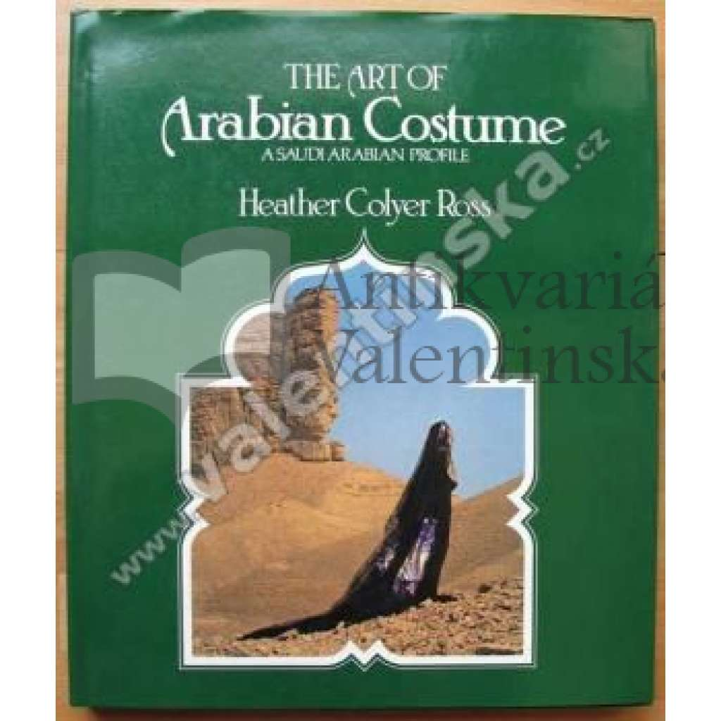 The Art of Arabian  Costume....