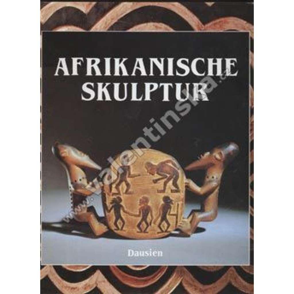 Afrikanische Skulptur-německy