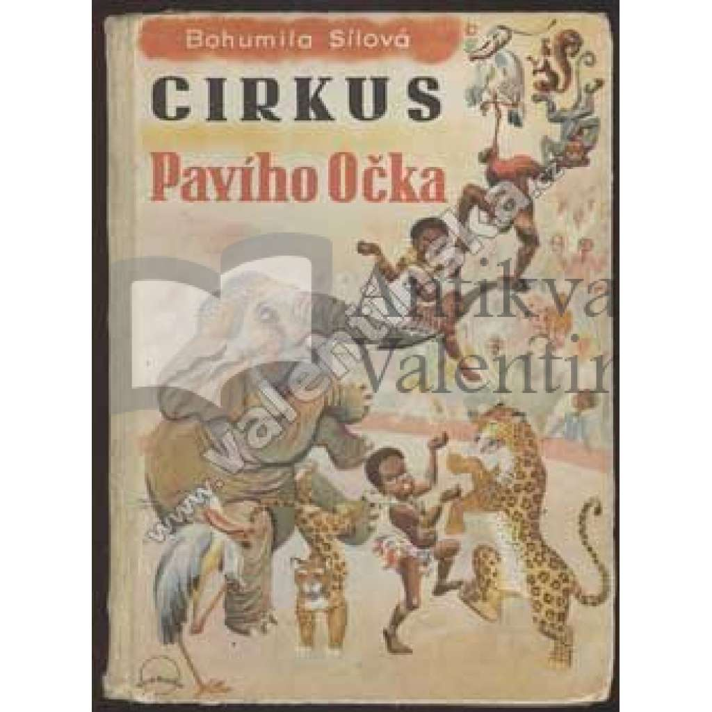 Cirkus Pavího Očka