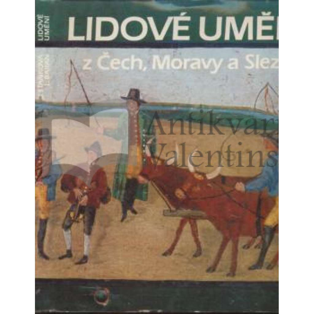 Lidové umění z Čech, Moravy a Slezska