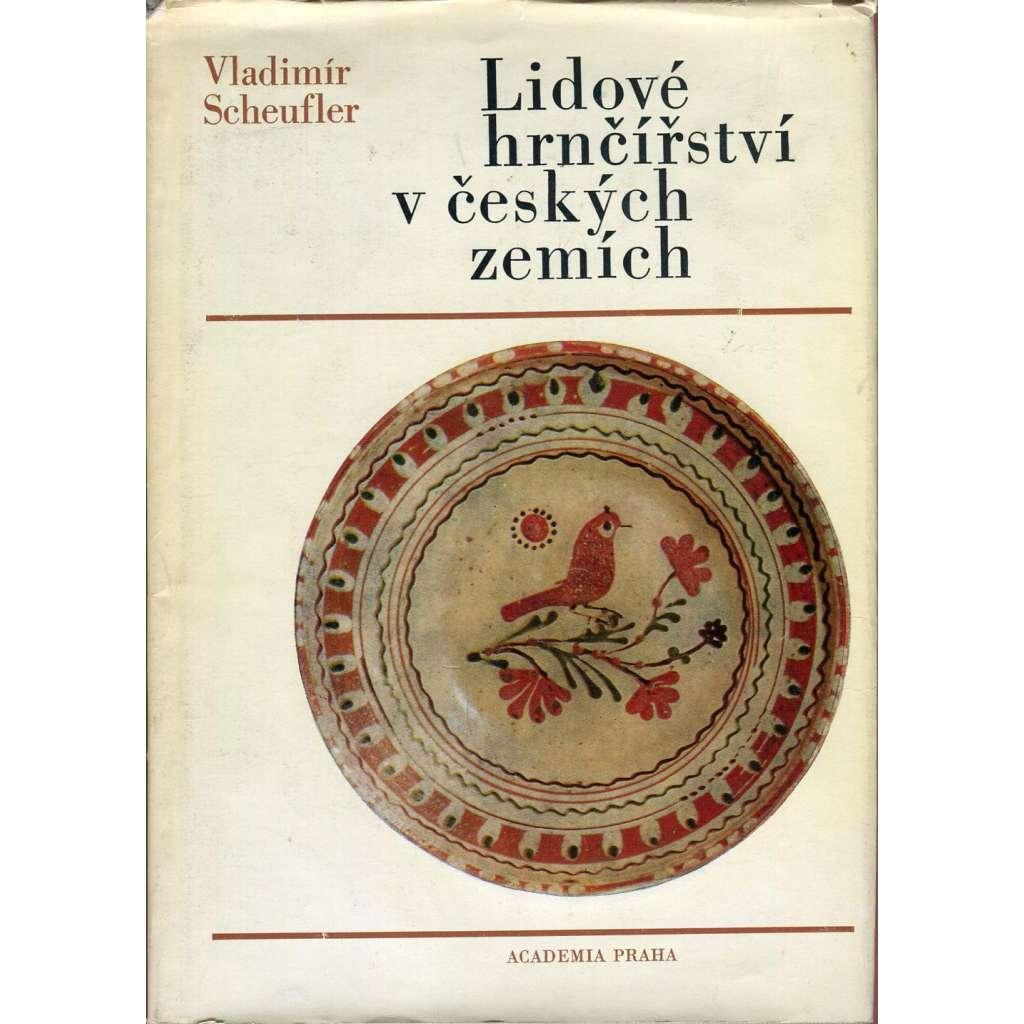 Lidové hrnčířství v českých zemích