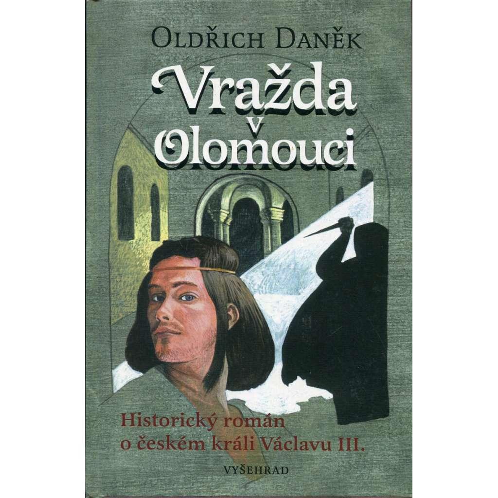 Vražda v Olomouci (Přemyslovci, Václav III.)