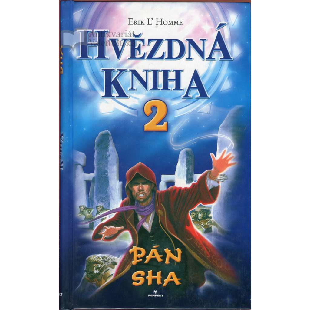 Hvězdná kniha 2 – Pán Sha