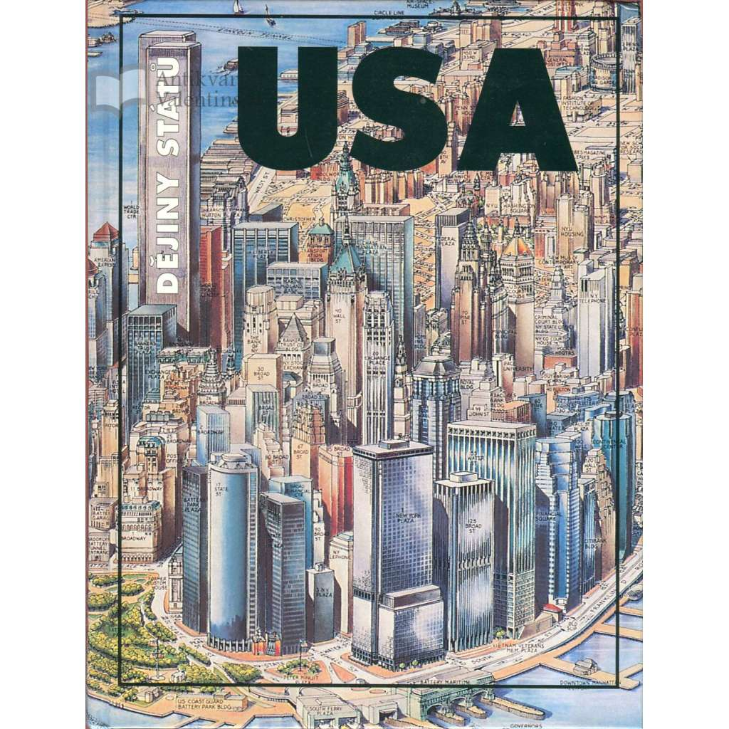 USA (dějiny USA)