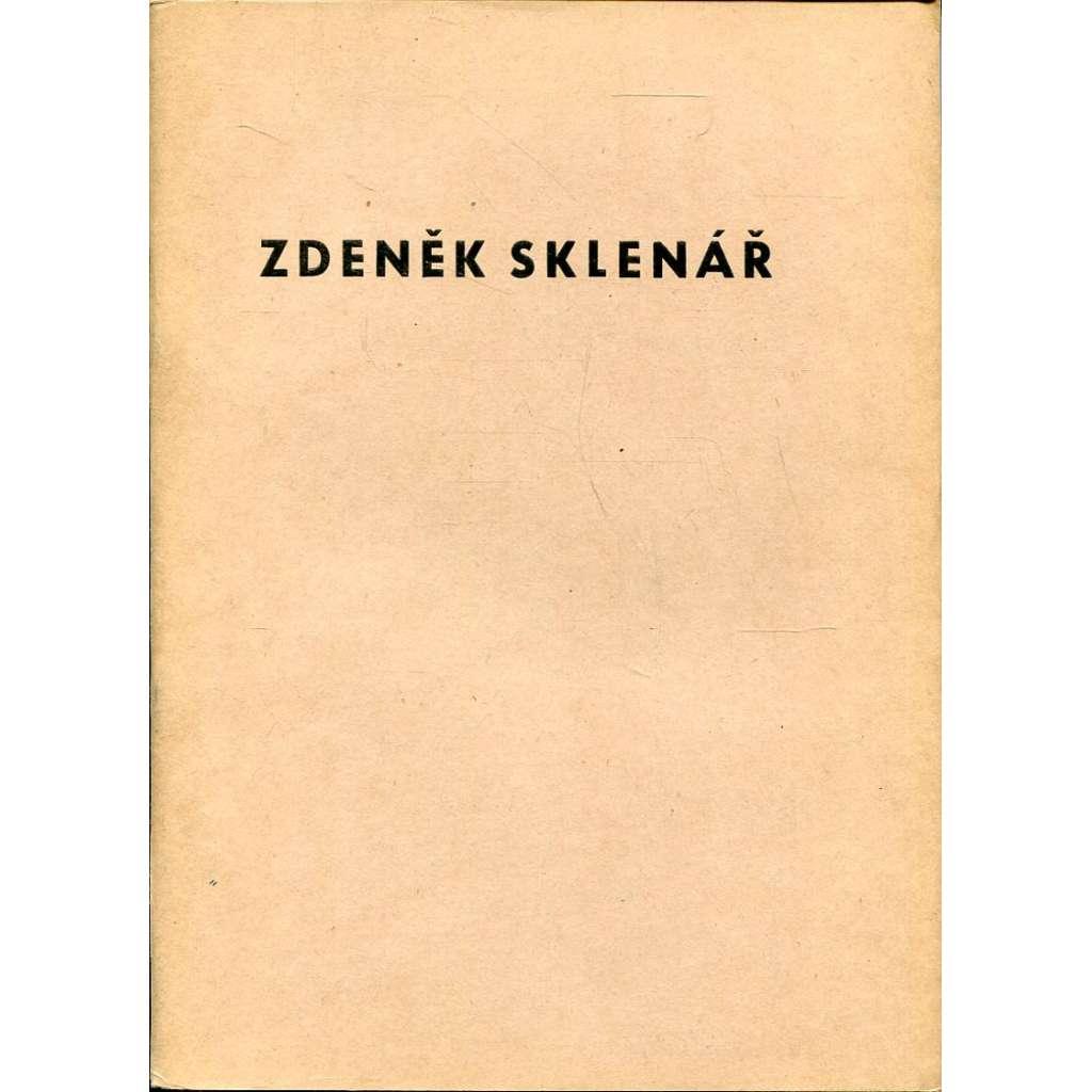 Zdeněk Sklenář: Malířské dílo (výběr)