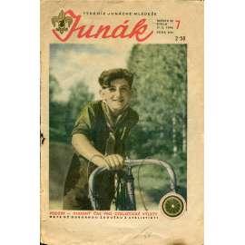 Junák, 7/1946 (r. 29.)