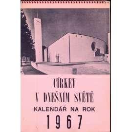 Kalendář, 1967 - Církev v dnešním světě