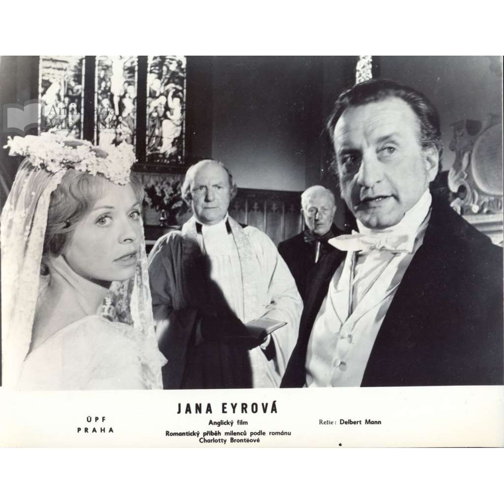 Fotoska - film Jana Eyrová (Mann, Yorková, Brontëová)