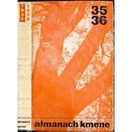 Almanach Kmene 1935-1936