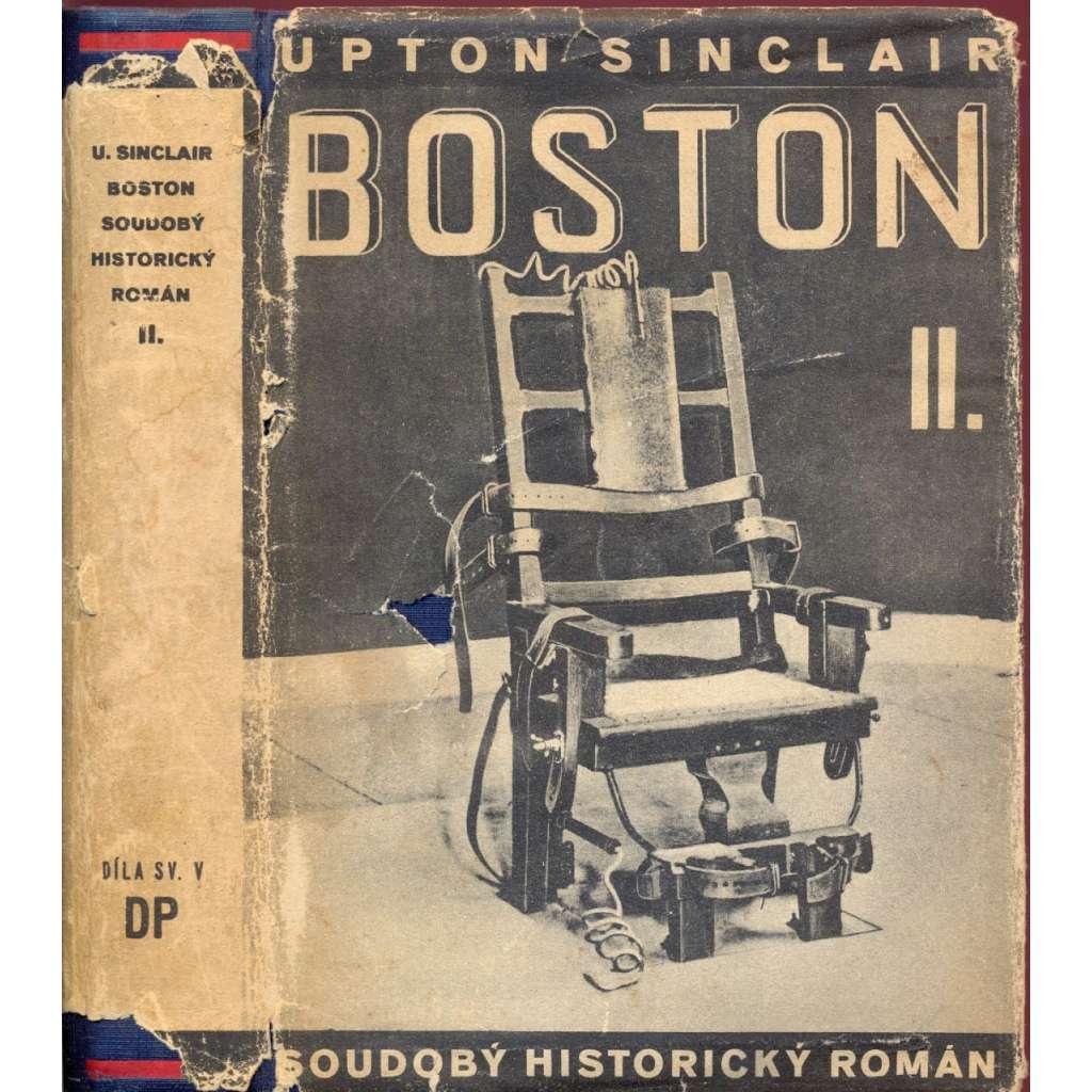 Boston, sv. II.